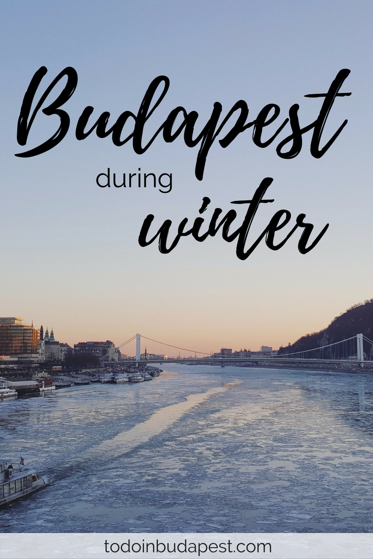 Visiting Budapest during winter? No worries, there's still enough to see and do without having to freeze. Read more on todoinbudapest.com!
