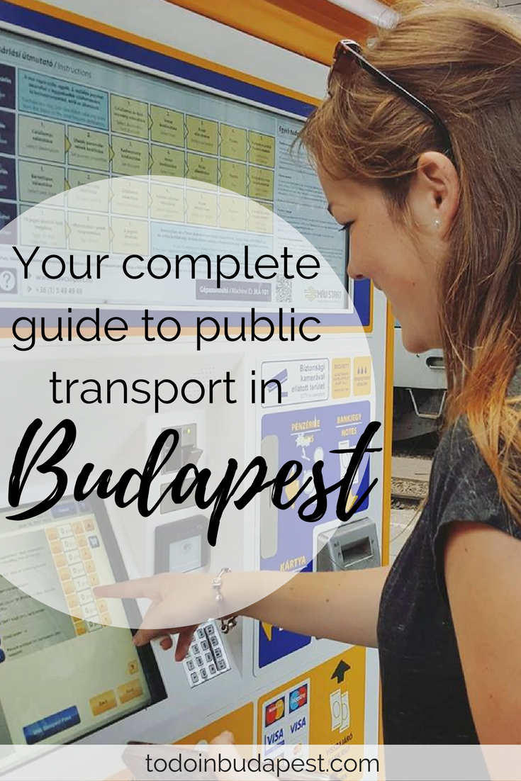 It's difficult to navigate public transport in Budapest? Not with this extensive guide. Read more on todoinbudapest.com.