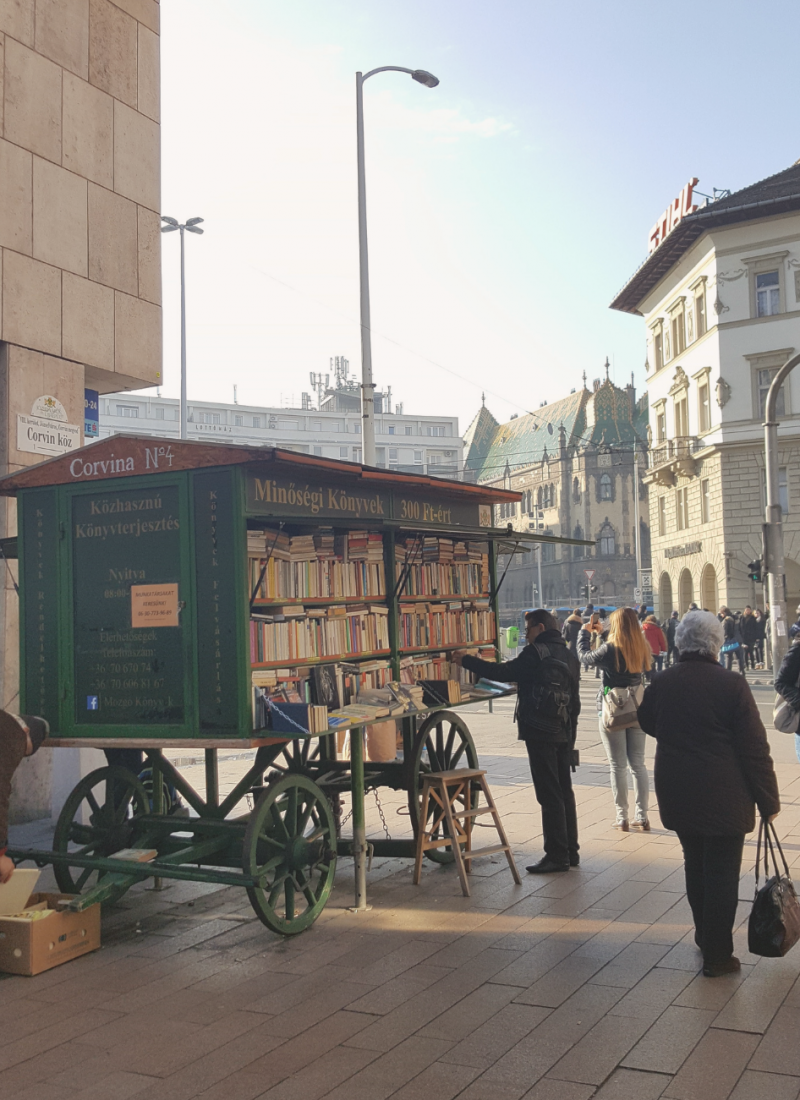 Books, Movies, TV-shows Set in Budapest Featured Image
