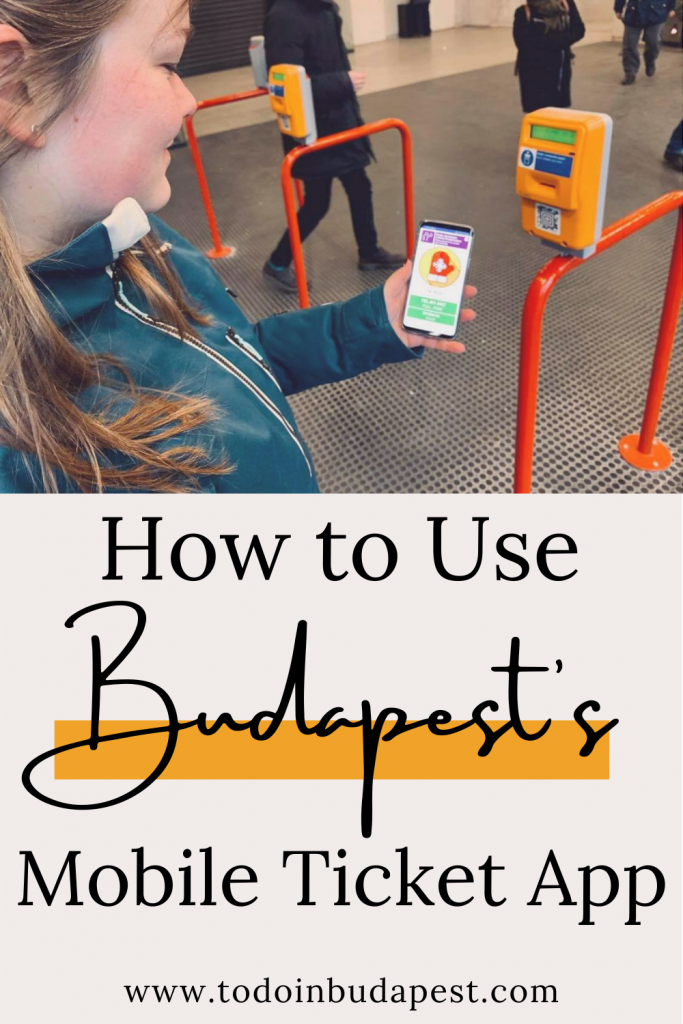 You can now use mobile tickets in Budapest! Learn everything you need to know, including where to buy your mobile ticket and how to use it.